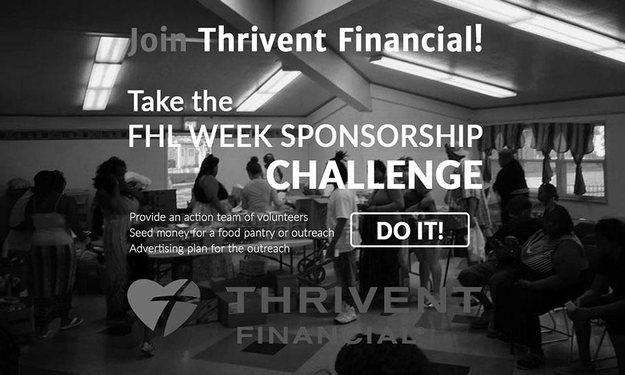 FHL Week 2016 Sponsorship Challenge