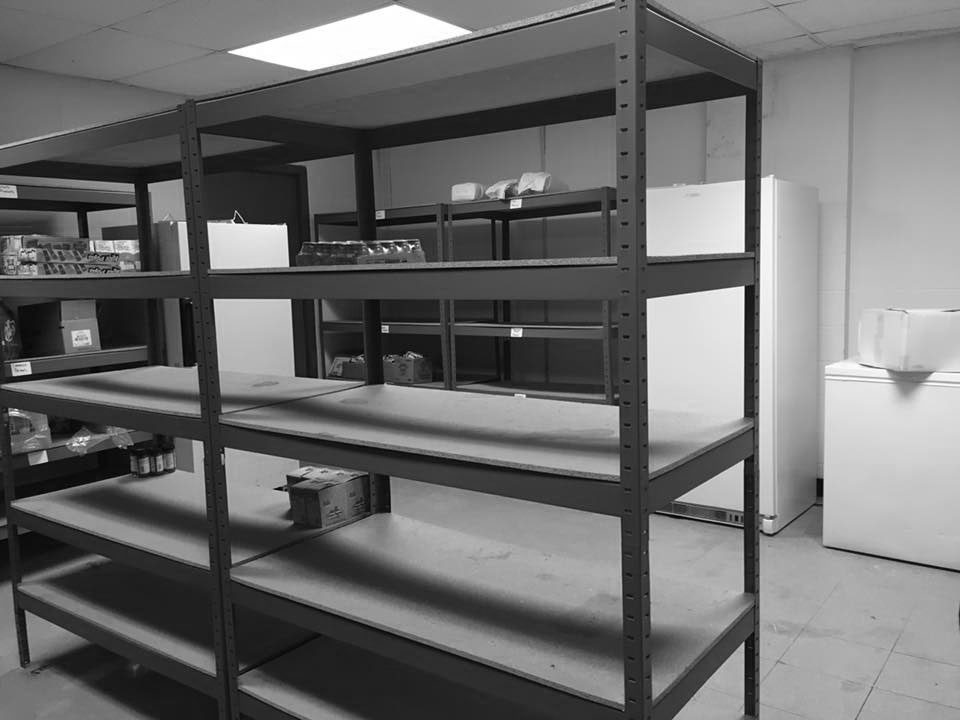 Coming Soon: FHL Food Pantry Training Center