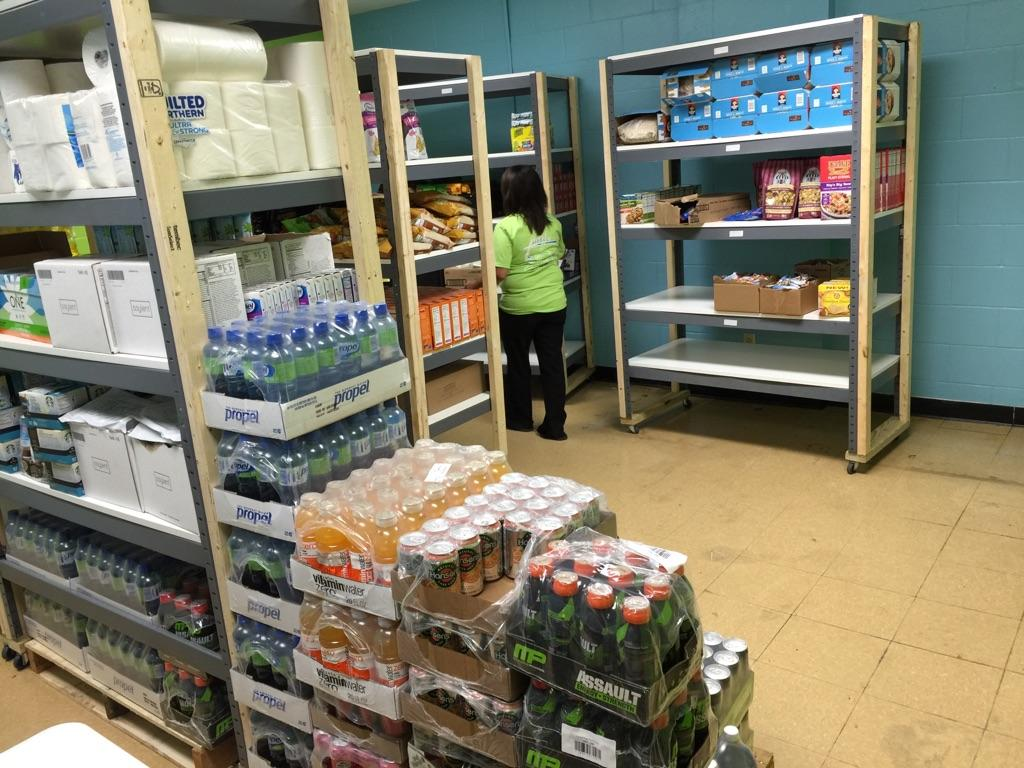 New FHL Food Pantry Training Center Opens FHLCommUNITY