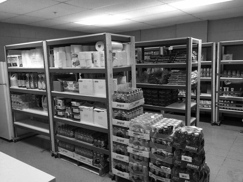 Monthly Schedule: Missional Food Pantry & Training Center