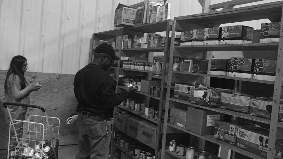 FHL Warehouse and Training Center: Food Drives Coming!