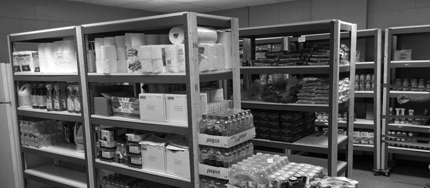 FHL Warehouse Donations: From Empty Freezer to Full