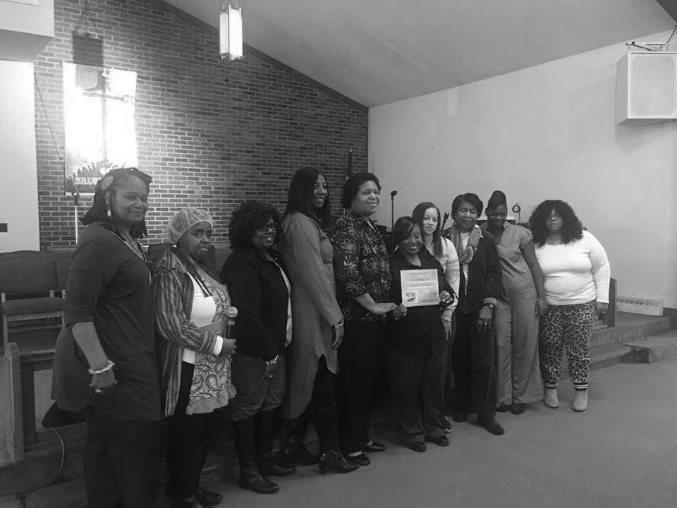 FHL Food Pantry Training: Graduation Ceremony