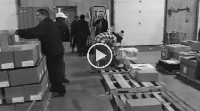 FHL Warehouse: Backyard Mission Work