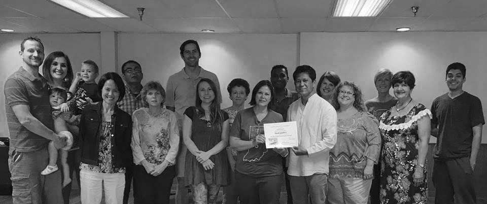 Missional Food Pantry Training:  New Grads