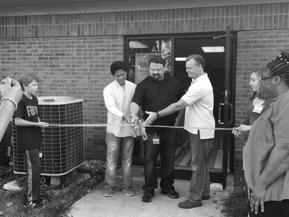 Missional Food Pantry:  Grand Opening