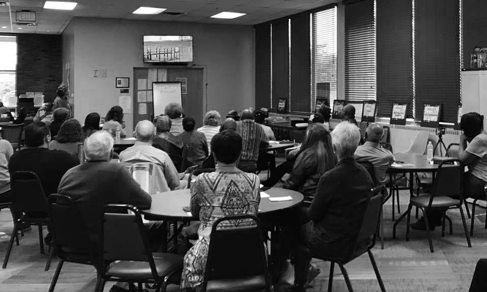 FHL Table Talks:  Gospel Connection