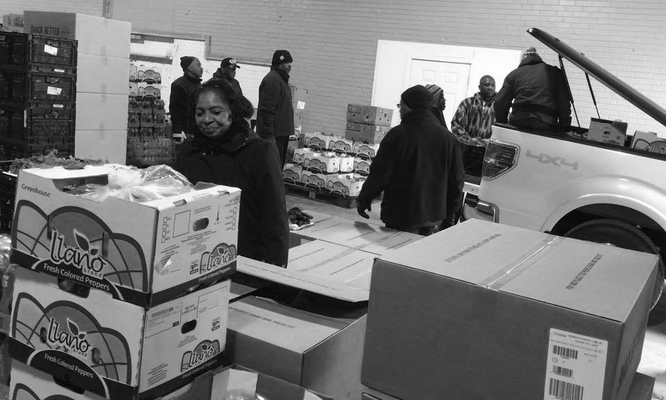 5 FHL Networked Missional Food Pantries