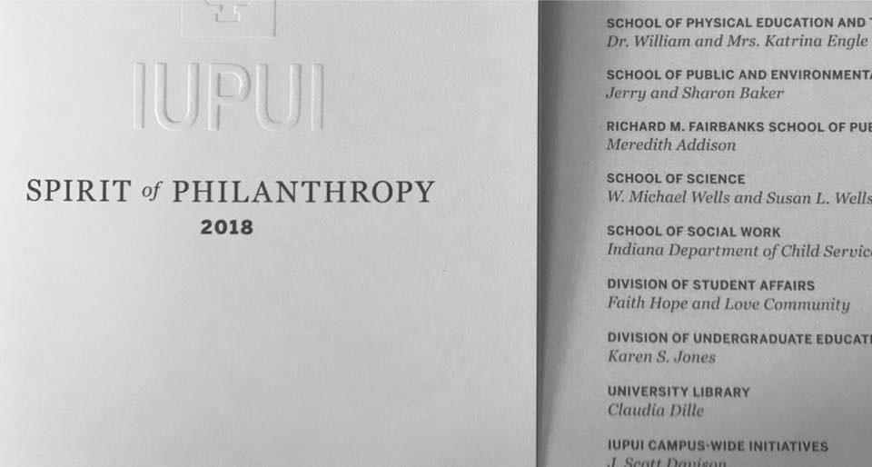 FHL Community: Spirit of Philanthropy Award