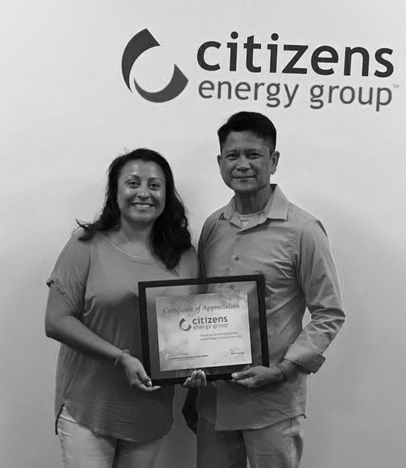 Missional Food Pantry Partners: Citizen's Energy