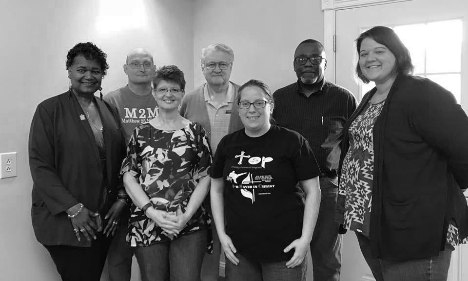 Missional Food Pantries: Meeting with UMC leaders