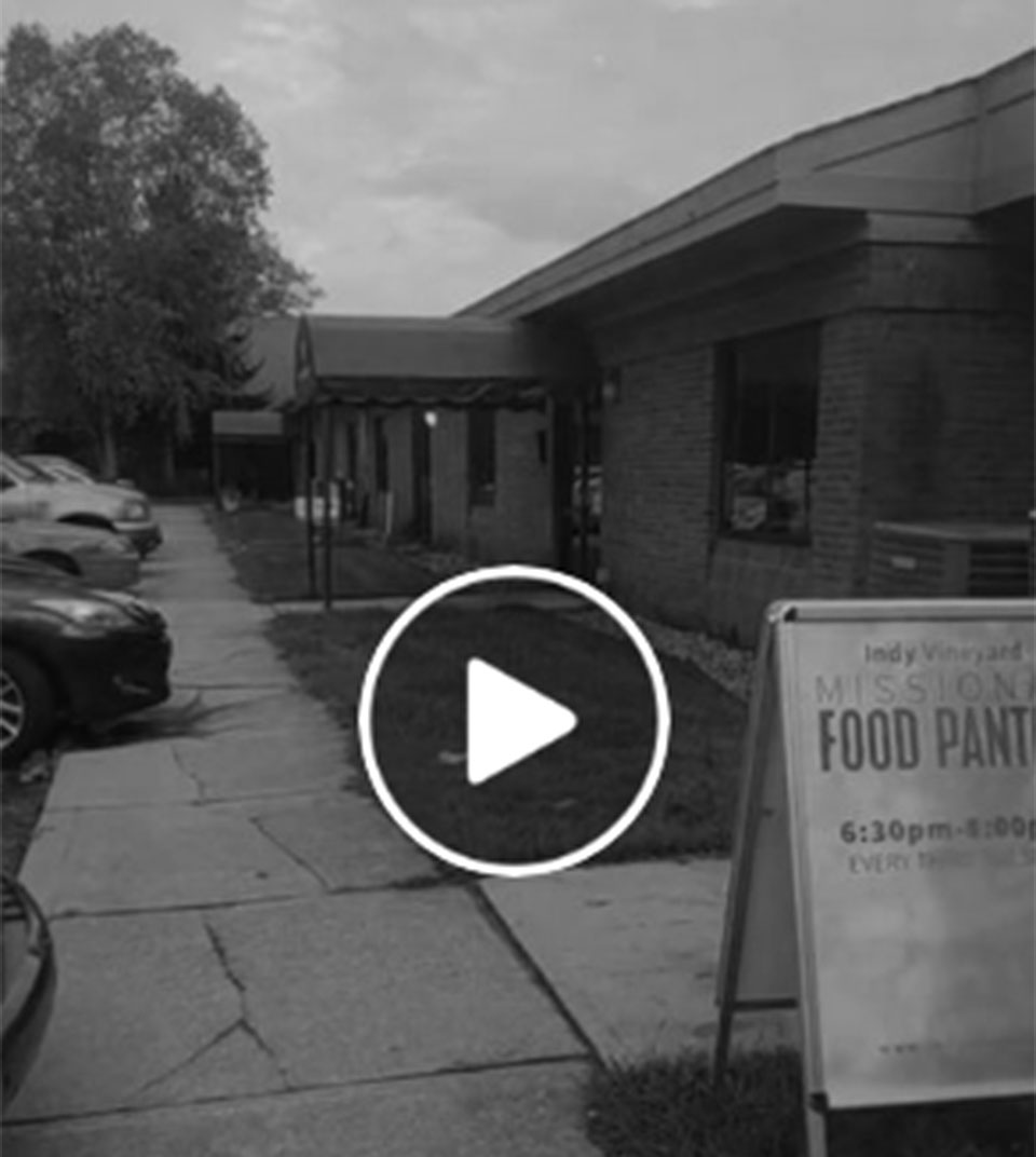 North Vineyard Celebrates One Year As a Missional Food Pantry