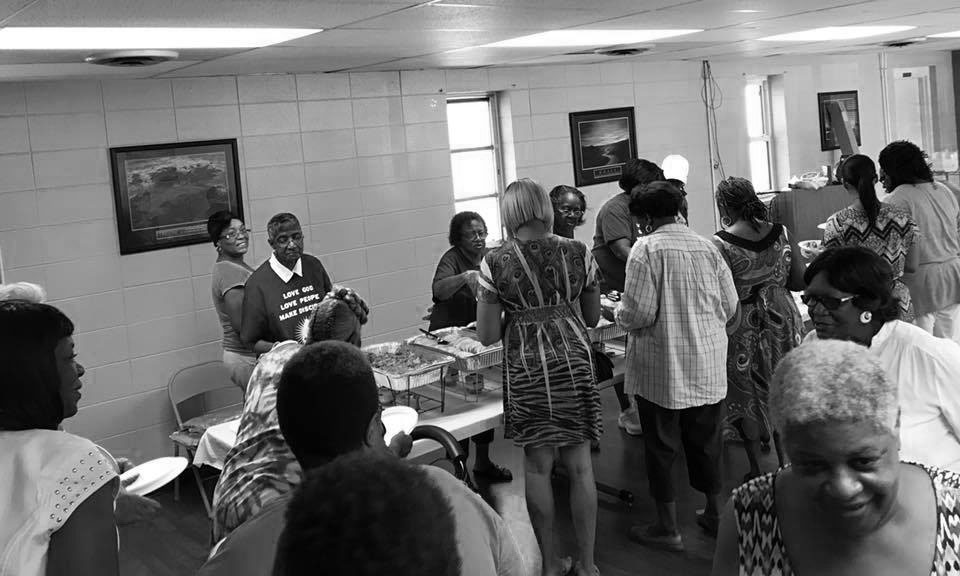 MIssional Food Pantries: A Busy Day At FHL Community
