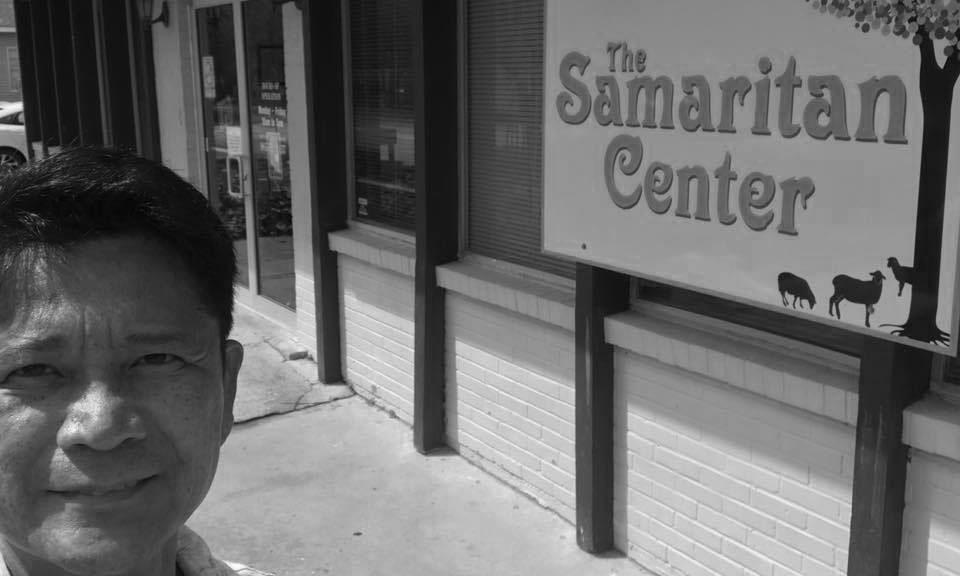 Ministry visits: Samaritan Center and Gran's Attic