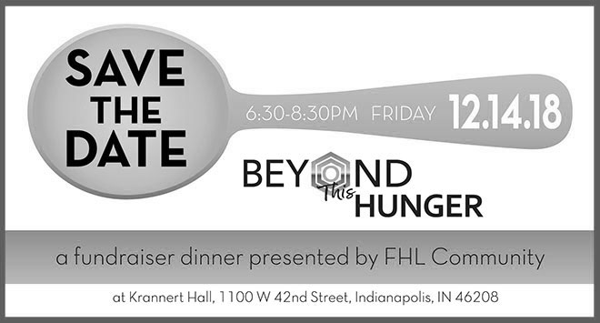 BTH Year End Fundraiser: Save The Date
