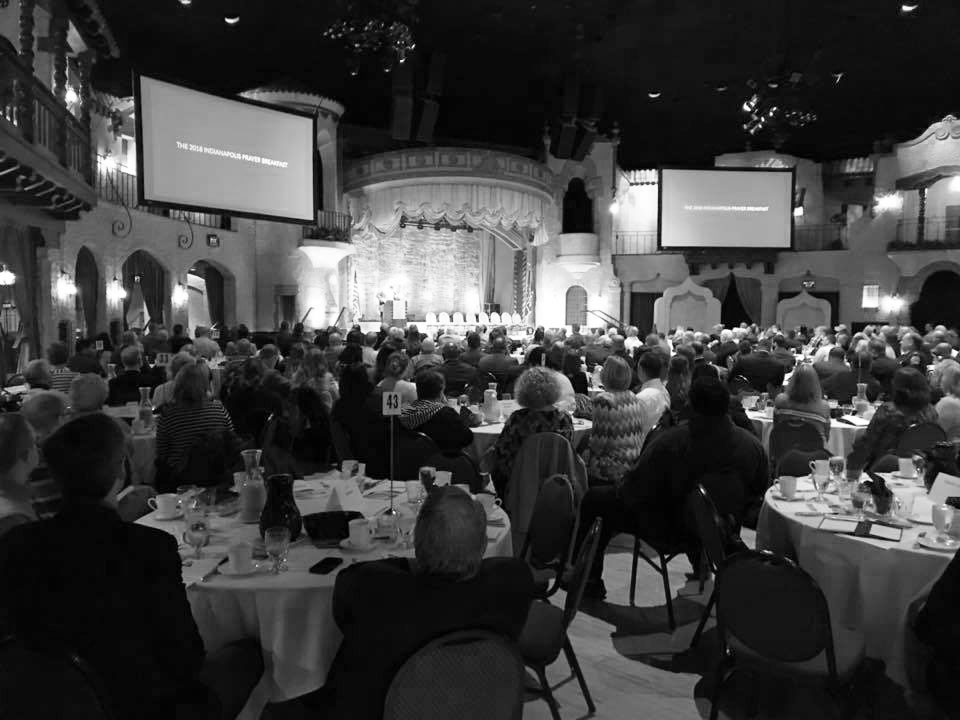 FHL At The Indianapolis Prayer Breakfast 2018