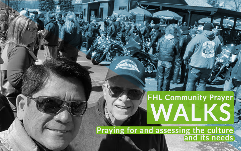 The Missional Approach: Community Prayerwalk