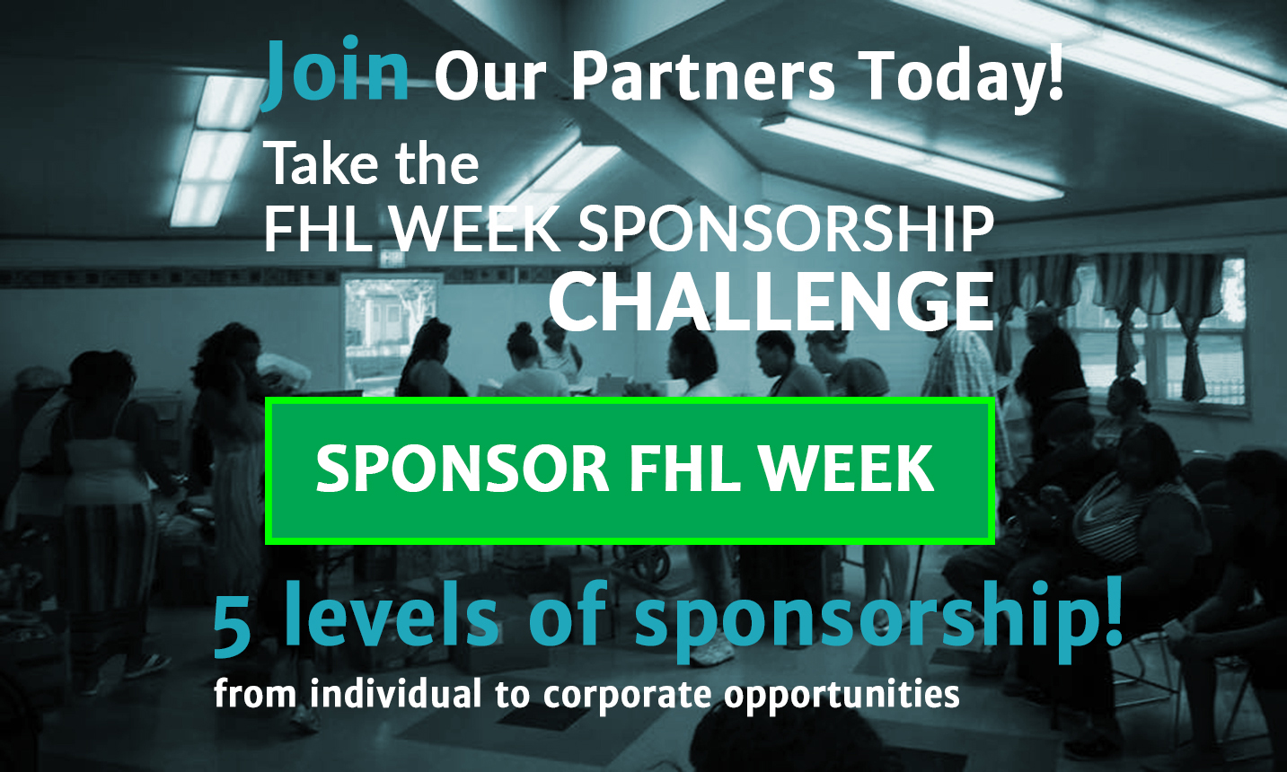 FHL Week 2019: Corporate and Individual Sponsorships