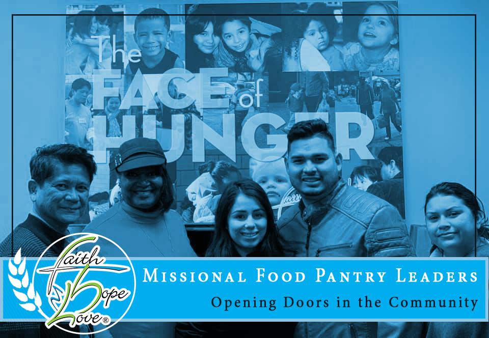 Missional Food Pantries Open Doors in the Community