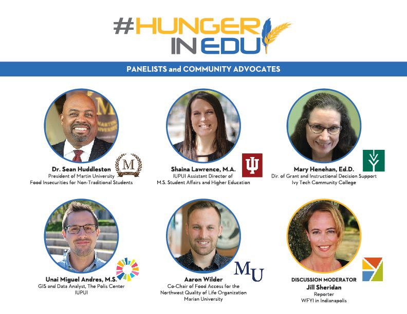 Hunger in Edu Panel Video Highlights