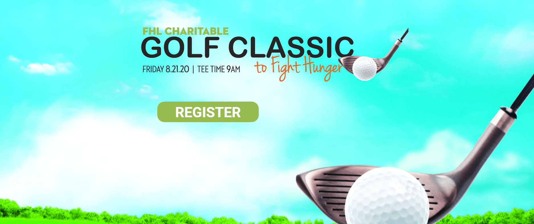 FHL Charitable Golf Classic To Fight Hunger