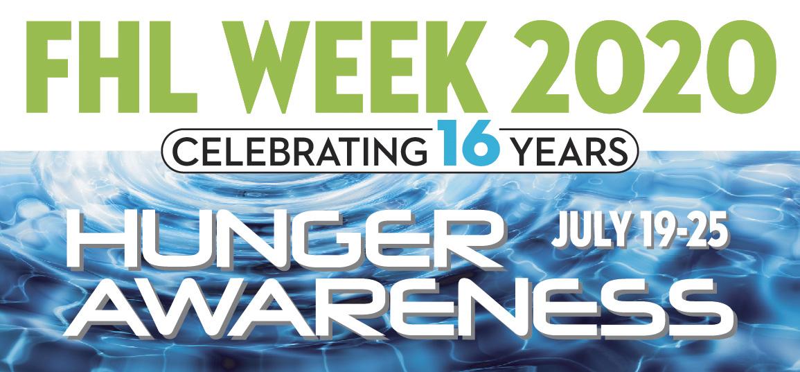 FHL Week 2020 Is Here! July 19-15, 2020