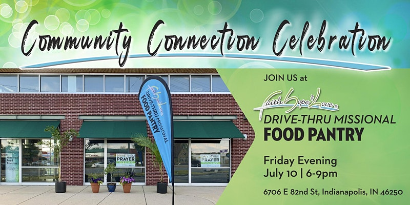 TICKETS: FHL Community Connection Celebration!