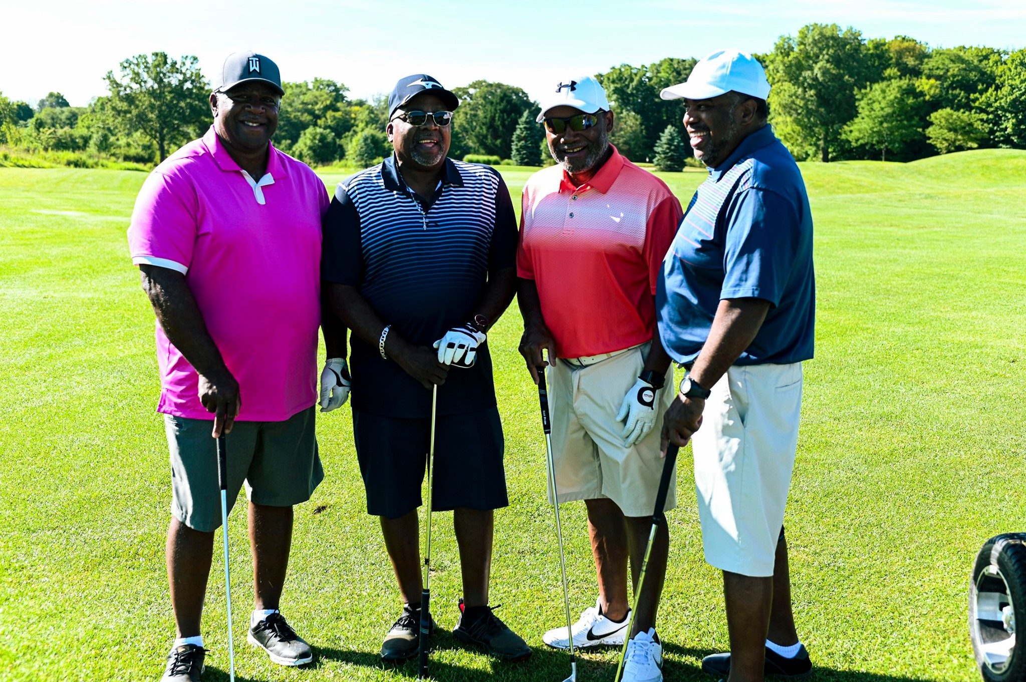 Highlights from the FHL Charitable Golf Classic to Fight Hunger