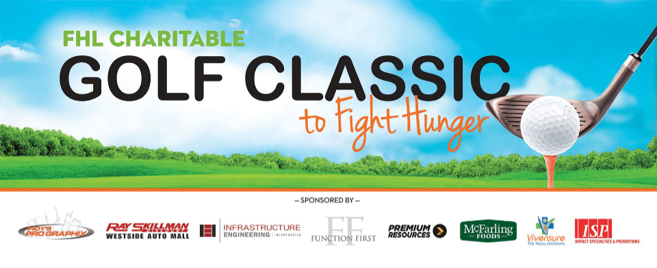 A Special Thank You to our Partners and Sponsors for FHL Charitable Golf Classic