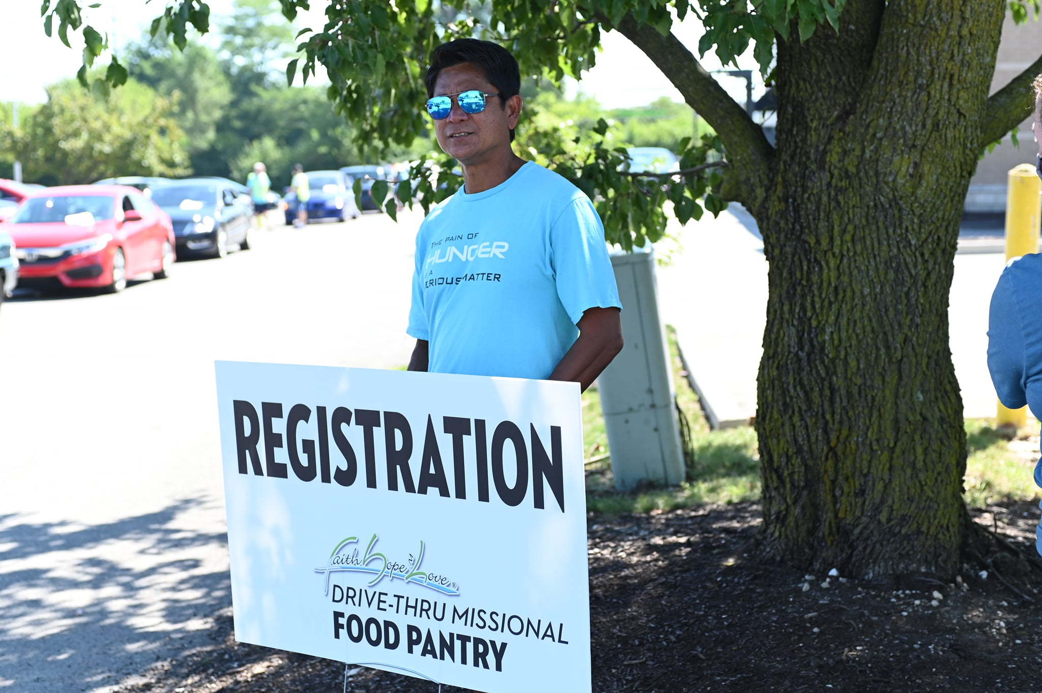 Drive-Thru Missional Pantry: A pantry For the community by the community