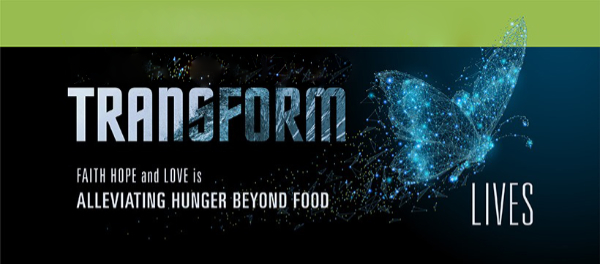 Transform Lives: From Contests to Missional Food Pantries